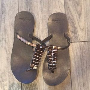 Abercrombie and Fitch sandals
